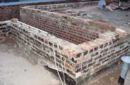 Parapet Wall Reconstruction